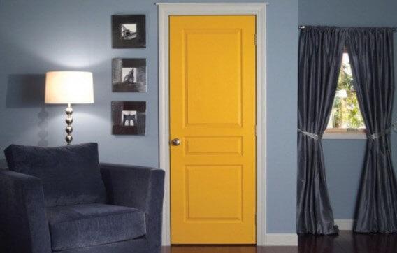 Дверь межкомнатная с коробкой размеры