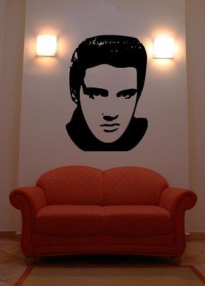 Декор стен - свой рисунок своими руками