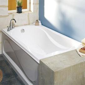 Новый акриловый вкладыш в ванну