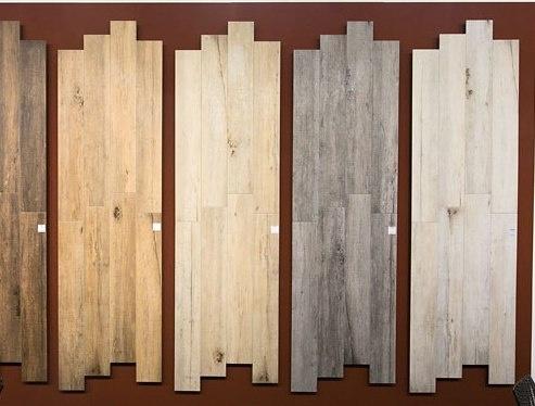 Плитка под разные породы дерева