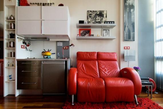 Яркая мебель