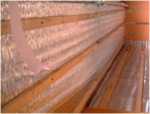 Обшить балкон вагонкой своими руками видео