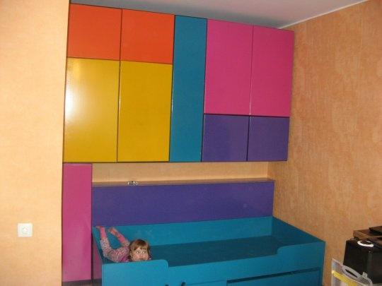 Игровое место для ребенка
