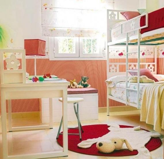 Дизайн детского пространства