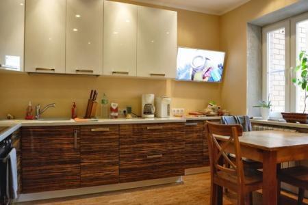 Дизайн кухни для семьи с детьми