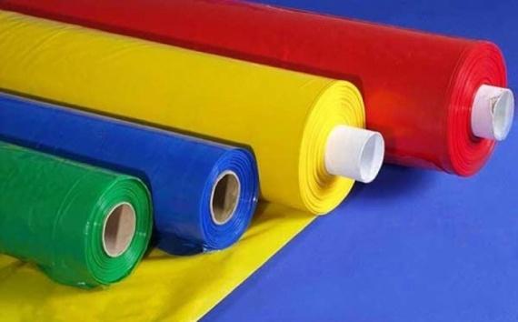 Цветовая гамма рулонов пвх