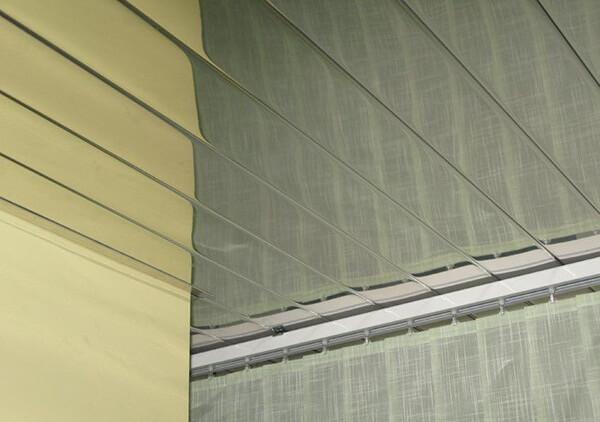 потолок закрытого типа