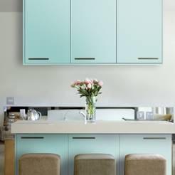 Красим шкаф на кухне самостоятельно