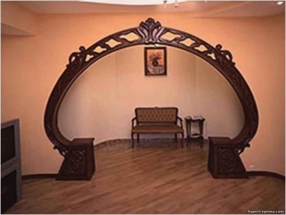 Классическая арка с узором