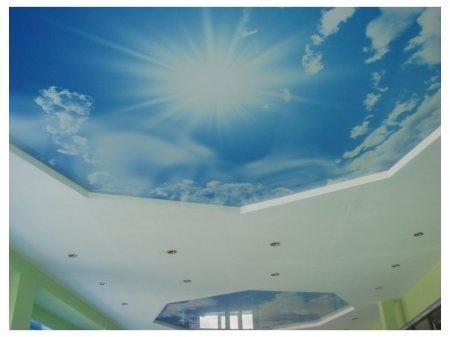 Экологичность натяжных потолков