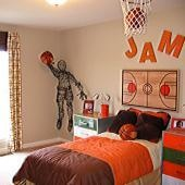 Интерьер комнаты для юноши