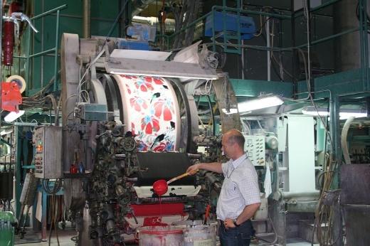 Производство в Германии