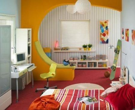 Квартира с пространством для детской